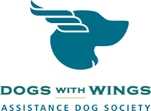 Dogs With Wings Logo